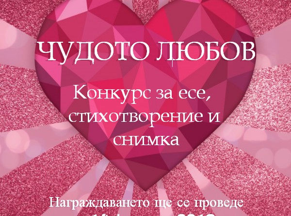 Copy of Valentines Day Party Poster