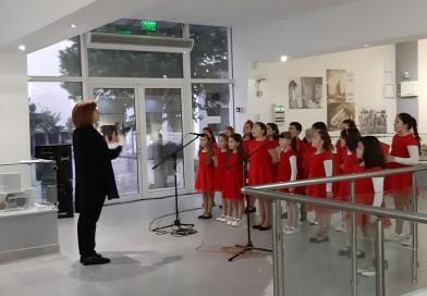 Концерт в музея